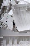 Παλαιά ανακύκλωση εξοπλισμού γραφείων Στοκ Εικόνες
