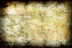 Παλαιά ανασκόπηση τοίχων Στοκ Εικόνες