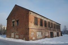 παλαιά αποθήκη εμπορευμάτων Στοκ φωτογραφία με δικαίωμα ελεύθερης χρήσης