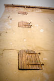 παλαιά αποθήκη εμπορευμά& Στοκ Εικόνες