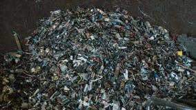 Παλαιά απορρίμματα επίδειξης TV και απορριμάτων οργάνων ελέγχου για ανακύκλωσης στην απόρριψη φιλμ μικρού μήκους