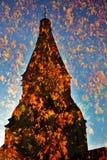 Παλαιά αρχιτεκτονική του πάρκου Kolomenskoye Καθεδρικός ναός ανάβασης στοκ φωτογραφίες με δικαίωμα ελεύθερης χρήσης