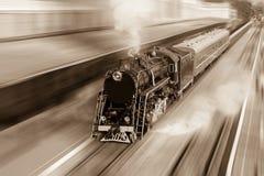 Παλαιά ατμομηχανή ατμού στοκ φωτογραφίες με δικαίωμα ελεύθερης χρήσης