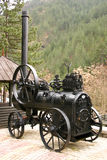 Παλαιά ατμομηχανή στοκ εικόνες με δικαίωμα ελεύθερης χρήσης