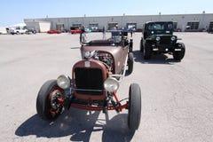 παλαιά αυτοκίνητα παλαιά Στοκ Εικόνες