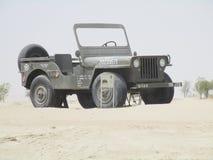 Παλαιά αυτοκίνητα στο μουσείο αυτοκινήτων στο Αμπού Νταμπί στοκ φωτογραφία με δικαίωμα ελεύθερης χρήσης