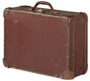 παλαιά βαλίτσα Στοκ εικόνες με δικαίωμα ελεύθερης χρήσης