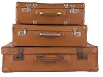 Παλαιά βαλίτσα Στοκ Εικόνα