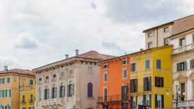 Παλαιά Βερόνα, Ιταλία, παγκόσμια κληρονομιά της ΟΥΝΕΣΚΟ Στοκ Φωτογραφίες