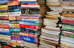 Παλαιά βιβλία από δεύτερο χέρι Στοκ φωτογραφία με δικαίωμα ελεύθερης χρήσης