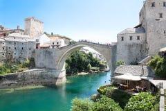 Παλαιά γέφυρα - Mosta στοκ εικόνες