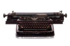 παλαιά γραφομηχανή Στοκ Φωτογραφία