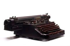 παλαιά γραφομηχανή Στοκ εικόνες με δικαίωμα ελεύθερης χρήσης