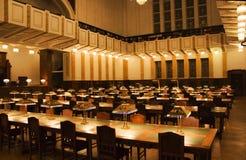 Παλαιά εθνική βιβλιοθήκη Στοκ Φωτογραφίες