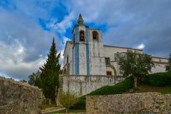 Παλαιά εκκλησία - Πορτογαλία Στοκ φωτογραφίες με δικαίωμα ελεύθερης χρήσης