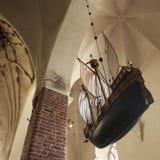 Παλαιά εκκλησία σε Porvoo στοκ φωτογραφίες με δικαίωμα ελεύθερης χρήσης