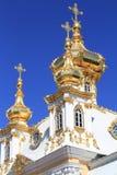 Παλαιά εκκλησία στη Αγία Πετρούπολη Στοκ φωτογραφία με δικαίωμα ελεύθερης χρήσης