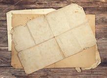 Παλαιό εκλεκτής ποιότητας έγγραφο στοκ φωτογραφίες με δικαίωμα ελεύθερης χρήσης