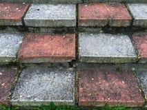 Παλαιά επάνω βήματα Στοκ φωτογραφία με δικαίωμα ελεύθερης χρήσης