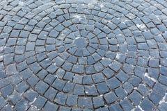 Παλαιά επίστρωση πετρών Στοκ Εικόνες