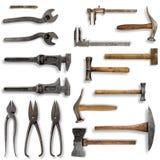 παλαιά εργαλεία Στοκ φωτογραφία με δικαίωμα ελεύθερης χρήσης