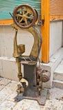 παλαιά εργαλειομηχανή Στοκ Εικόνες
