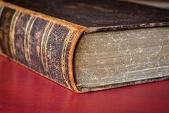 Παλαιά ιερή Βίβλος, αντίκα, θρησκεία στοκ φωτογραφία με δικαίωμα ελεύθερης χρήσης