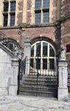 Παλαιά ιστορική αίθουσα πόλεων Στοκ φωτογραφίες με δικαίωμα ελεύθερης χρήσης