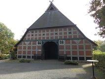 Παλαιά, ιστορική αγροικία στη Γερμανία 3 στοκ φωτογραφίες