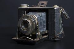 Παλαιά παλαιά κάμερα Στοκ εικόνες με δικαίωμα ελεύθερης χρήσης