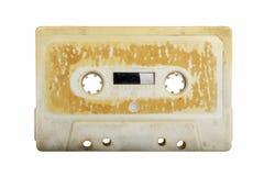 Παλαιά κασέτα ήχου Στοκ φωτογραφίες με δικαίωμα ελεύθερης χρήσης