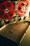 παλαιά καταγραφή μηχανών Στοκ φωτογραφία με δικαίωμα ελεύθερης χρήσης