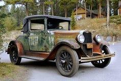 Παλαιά κλασικά εκλεκτής ποιότητας αυτοκίνητα Chevrolet Στοκ Φωτογραφίες