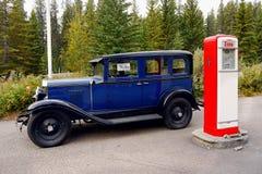 Παλαιά κλασικά εκλεκτής ποιότητας αυτοκίνητα Chevrolet Στοκ Φωτογραφία