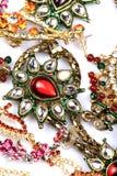παλαιά κοσμήματα Στοκ Εικόνα