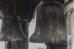 Παλαιά κουδούνια του μοναστηριού Στοκ φωτογραφία με δικαίωμα ελεύθερης χρήσης