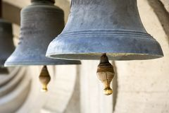 Παλαιά κουδούνια campanes Στοκ Φωτογραφία