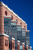 Παλαιά κτίρια γραφείων Στοκ Φωτογραφίες
