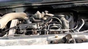 Παλαιά μηχανή diesel φιλμ μικρού μήκους