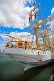παλαιά ναυσιπλοΐα βαρκών ψηλή Στοκ Εικόνα