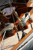 παλαιά ναυσιπλοΐα βαρκών Στοκ εικόνα με δικαίωμα ελεύθερης χρήσης