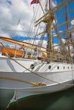 παλαιά ναυσιπλοΐα βαρκών &p Στοκ εικόνες με δικαίωμα ελεύθερης χρήσης