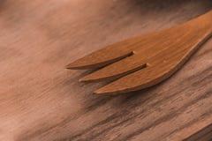 Παλαιά ξύλινα μαχαιροπήρουνα στοκ φωτογραφία με δικαίωμα ελεύθερης χρήσης