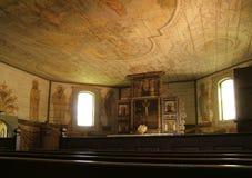 Παλαιά ξύλινη εκκλησία στοκ φωτογραφία με δικαίωμα ελεύθερης χρήσης