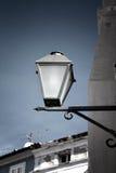 παλαιά οδός λαμπτήρων Στοκ φωτογραφίες με δικαίωμα ελεύθερης χρήσης