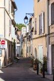 Παλαιά οδός σε Arles, Γαλλία Στοκ Φωτογραφίες