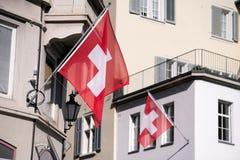 Παλαιά οδός της Ζυρίχης, Ελβετία Στοκ φωτογραφία με δικαίωμα ελεύθερης χρήσης