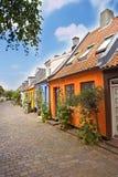 παλαιά οδός Στοκ εικόνα με δικαίωμα ελεύθερης χρήσης