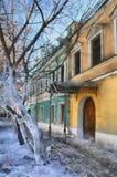 παλαιά οδός Στοκ φωτογραφία με δικαίωμα ελεύθερης χρήσης