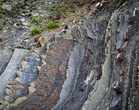 Παλαιά πέτρα Ισπανία Sopelana στοκ εικόνες
